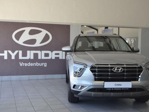 2020 Hyundai Creta 1.5 Executive IVT Western Cape Vredenburg_0