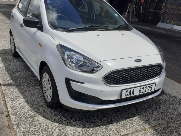 2019 Ford Figo 1.5Ti VCT Ambiente 5-Door Western Cape Bellville_0