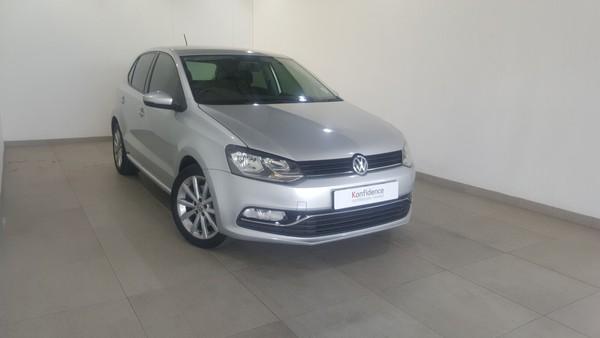 2018 Volkswagen Polo 1.0 TSI Highline DSG 85kW Gauteng Roodepoort_0