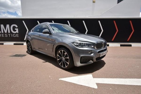 2018 BMW X6 xDRIVE40d M Sport Gauteng Pretoria_0