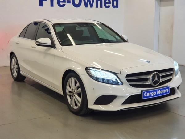 2019 Mercedes-Benz C-Class C220d Auto Gauteng Edenvale_0