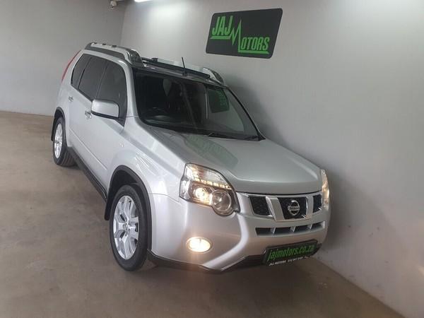 2012 Nissan X-Trail 2.5 Cvt Le r81r87  Gauteng Pretoria_0