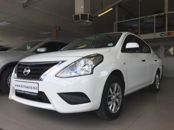 2019 Nissan Almera 1.5 Acenta Auto North West Province Brits_0