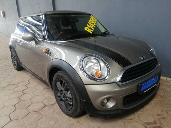 2012 MINI One 1.6  Gauteng Silverton_0