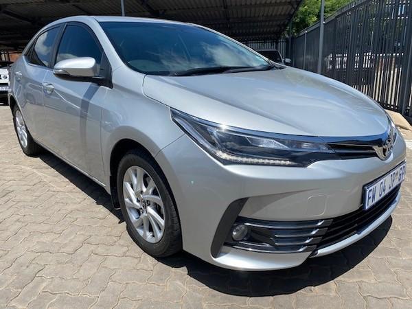 2017 Toyota Corolla 1.8 Exclusive CVT Gauteng Hatfield_0