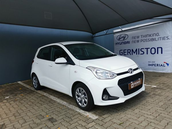 2019 Hyundai Grand i10 1.0 Motion Gauteng Germiston_0