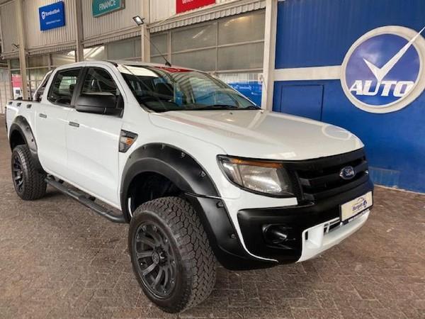 2012 Ford Ranger 2.2tdci Xl Pu Dc  Western Cape Goodwood_0