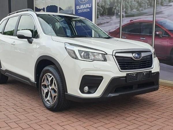 2021 Subaru Forester 2.0i ES CVT Gauteng Centurion_0