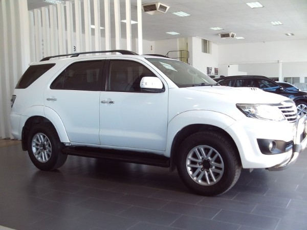 2014 Toyota Fortuner 3.0d-4d 4x4 At  Northern Cape Kimberley_0
