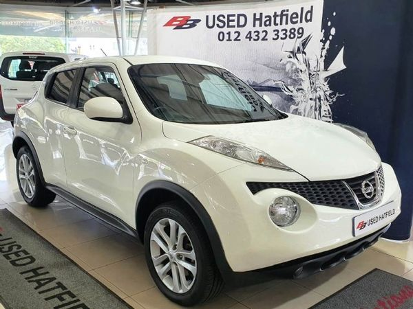 2014 Nissan Juke 1.6 Dig-t Tekna  Gauteng Hatfield_0