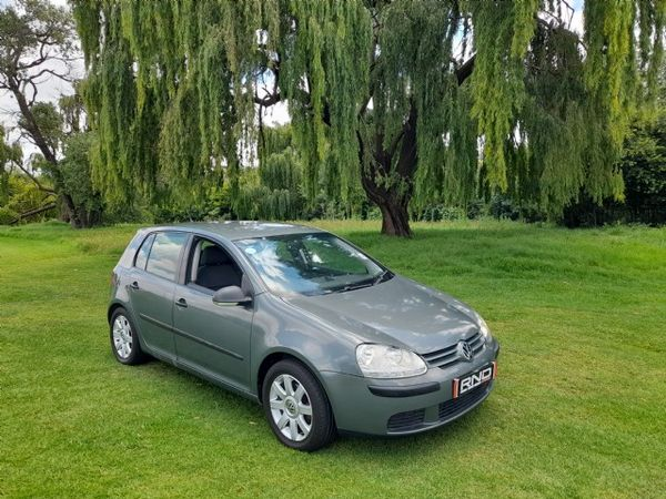 2008 Volkswagen Golf 1.6 Trendline  Gauteng Edenvale_0