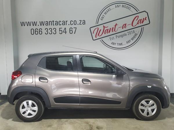 2019 Renault Kwid 1.0 Expression 5-Door Kwazulu Natal Pongola_0
