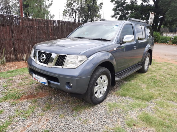 2007 Nissan Pathfinder 2.5 Dci At l1013  North West Province Rustenburg_0