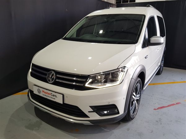 2021 Volkswagen Caddy Alltrack 2.0 TDI DSG 103kW Kwazulu Natal Hillcrest_0