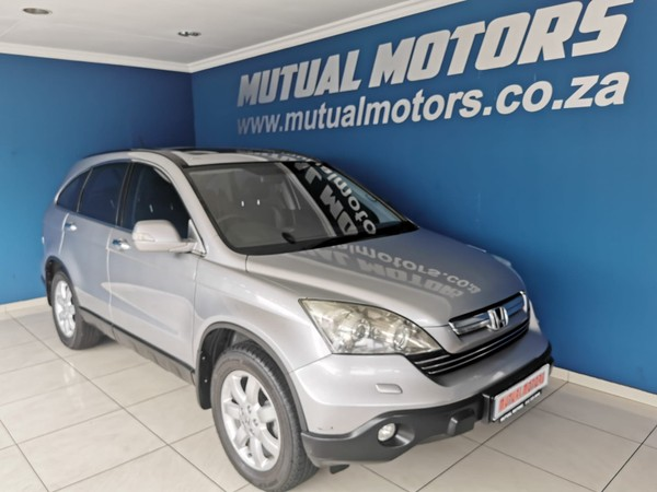 2008 Honda CR-V 2.4 Vtec Rvsi At  Gauteng Pretoria_0