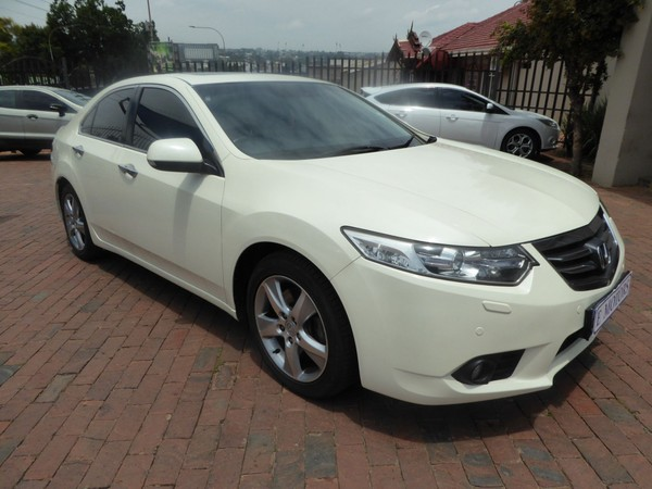 2012 Honda Accord 2.4 Exclusive At  Gauteng Bramley_0