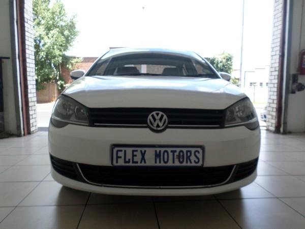 2016 Volkswagen Polo Vivo 1.4 Trendline Gauteng Johannesburg_0