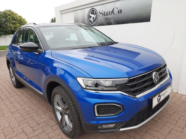 2021 Volkswagen T-ROC 2.0 TSI Design 4MOT DSG Mpumalanga Trichardt_0