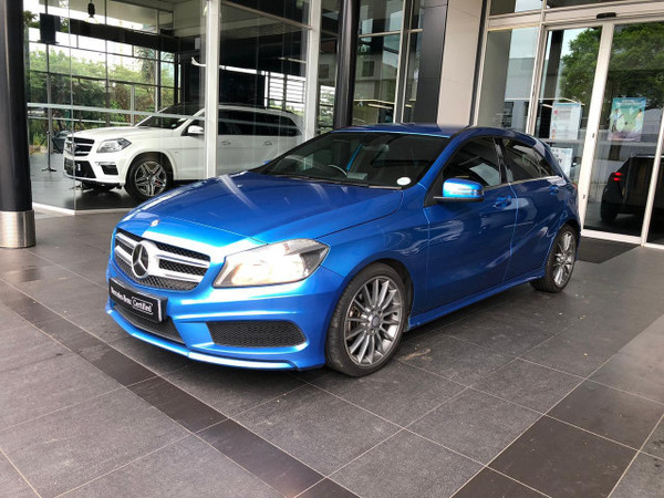 2014 Mercedes-Benz A-Class A 180 Be Amg Sport At  Gauteng Menlyn_0