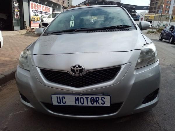 2010 Toyota Yaris 1.3 Xs 5dr  Gauteng Germiston_0