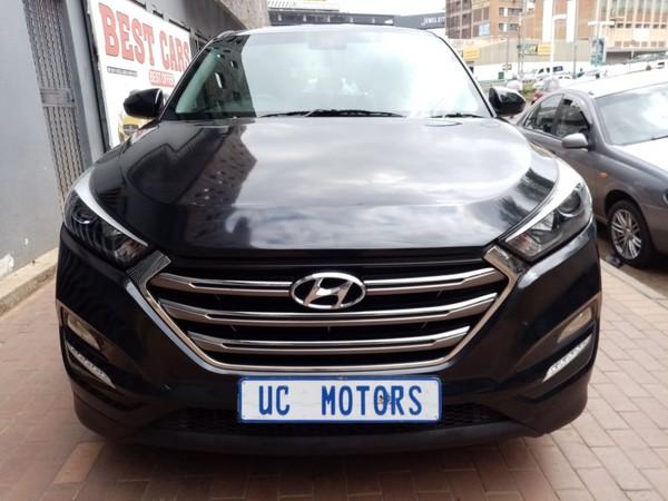 2017 Hyundai Tucson 2.0 Premium Gauteng Germiston_0