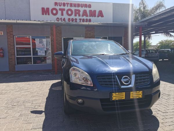 2008 Nissan Qashqai 1.6 Acenta  North West Province Rustenburg_0