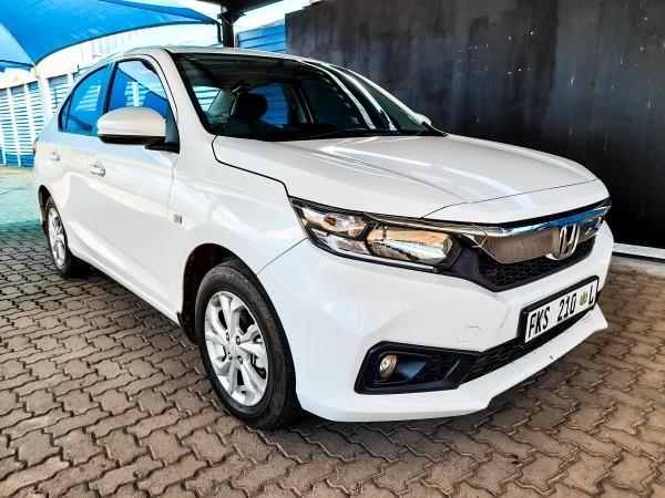 2020 Honda Amaze 1.2 Comfort Limpopo Louis Trichardt_0