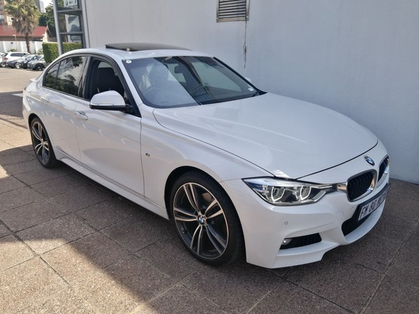 2016 BMW 3 Series 320D M Sport Auto Gauteng Germiston_0