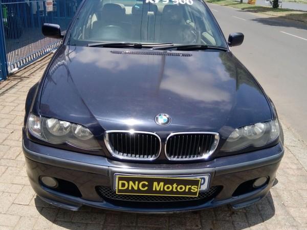 2004 BMW 3 Series 320d At e46fl  Gauteng Randfontein_0