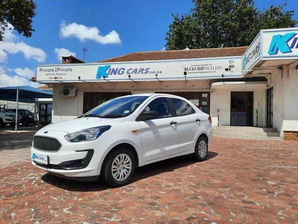 2019 Ford Figo 1.5Ti VCT Ambiente Western Cape Bellville_0