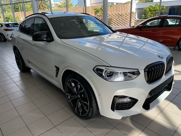 2020 BMW X4 M Competition Western Cape Claremont_0