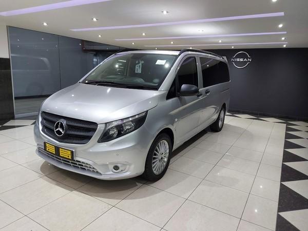 2017 Mercedes-Benz Vito 119 2.2 CDI Tourer Select Auto Gauteng Johannesburg_0