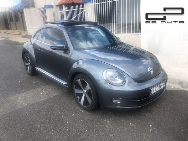 2013 Volkswagen Beetle 1.2 Tsi Design  Gauteng Rosettenville_0