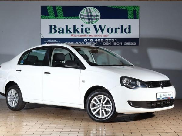 2012 Volkswagen Polo Vivo 1.4 Trendline Tip North West Province Klerksdorp_0