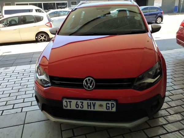 2015 Volkswagen Polo 1.6 Cross 5dr  Gauteng Pretoria_0