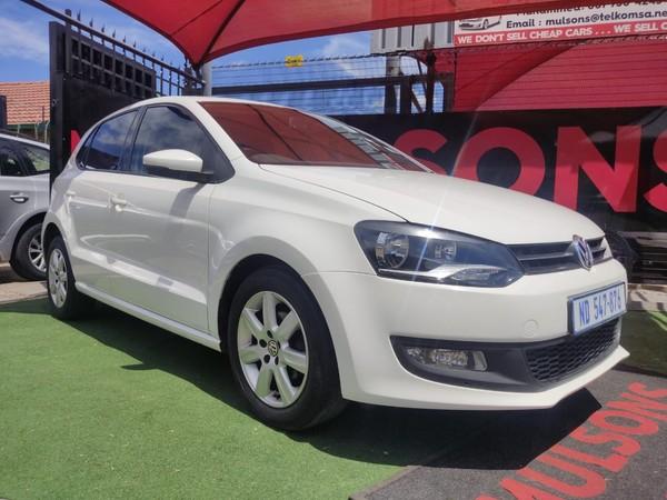 2012 Volkswagen Polo 1.4 Comfortline 5dr  Gauteng Boksburg_0