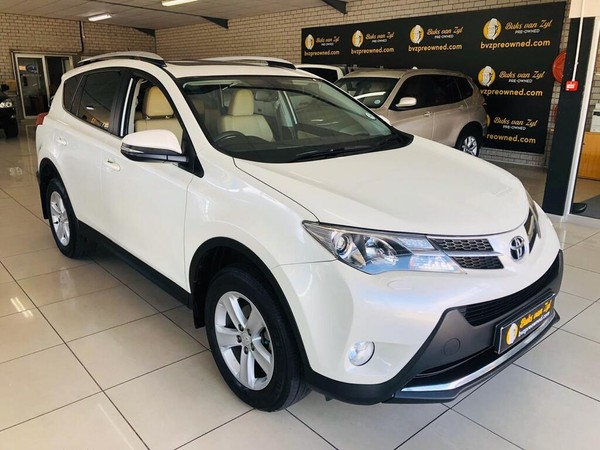 2014 Toyota Rav 4 2.2D VX Auto Western Cape Paarl_0
