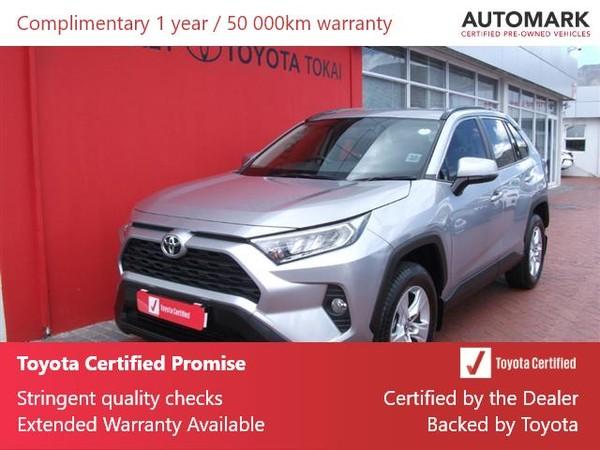 2020 Toyota Rav 4 2.0 GX CVT Western Cape Tokai_0