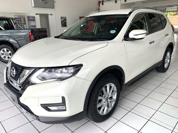 2021 Nissan X-Trail 2.5 Acenta 4X4 CVT Mpumalanga Ermelo_0
