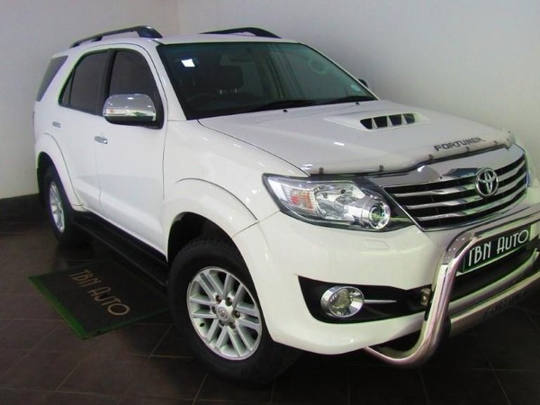 2015 Toyota Fortuner 3.0d-4d 4x4  Gauteng Pretoria_0