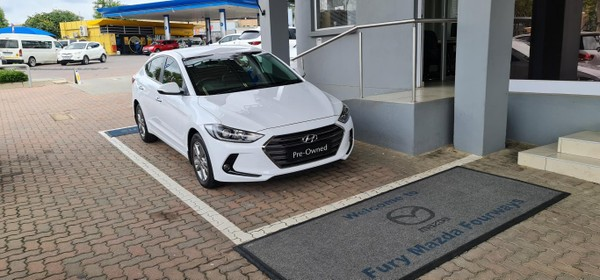 2019 Hyundai Elantra 1.6 Executive Gauteng Four Ways_0