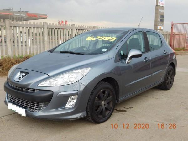 2009 Peugeot 308 1.6 Xs  Gauteng Brakpan_0