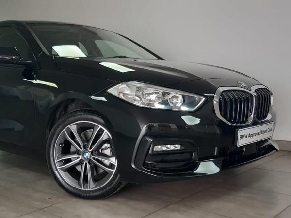 2020 BMW 1 Series 118i Auto F40 Gauteng Germiston_0