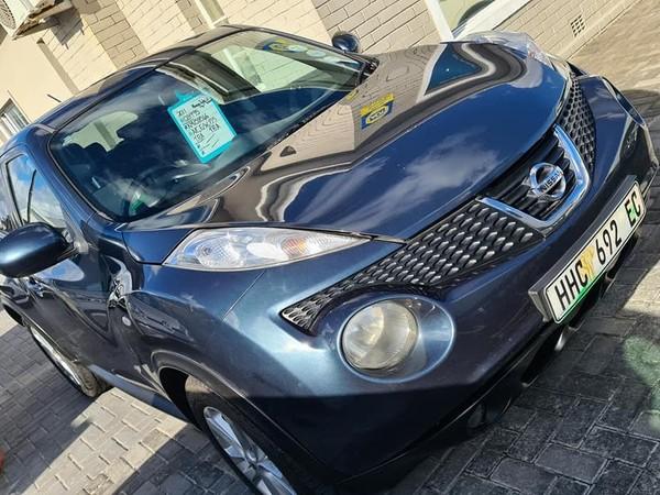 2011 Nissan Juke 1.6 Dig-t Tekna  Eastern Cape Port Elizabeth_0