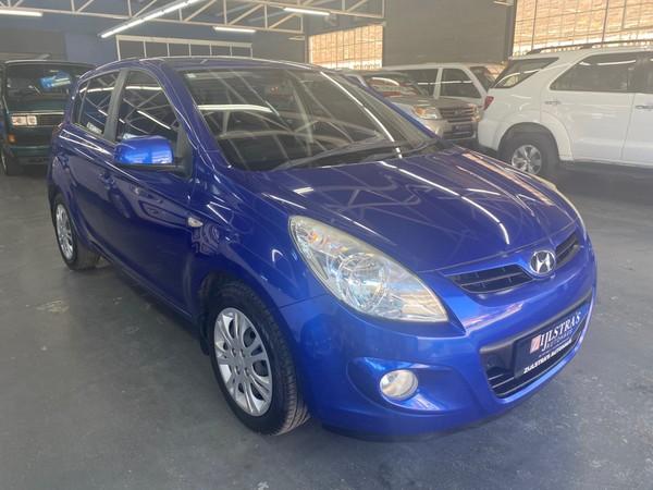 2010 Hyundai i20 1.4  Free State Bloemfontein_0