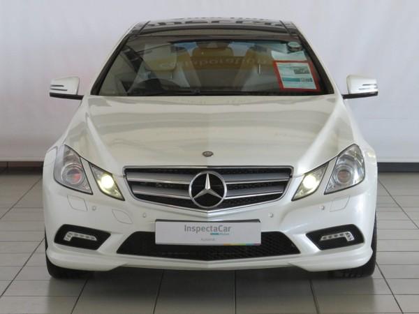 2011 Mercedes-Benz E-Class E 500 Coupe  Mpumalanga Ermelo_0