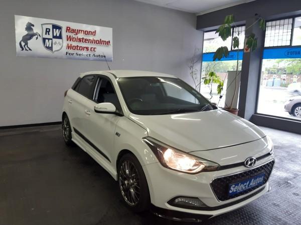 2017 Hyundai i20 1.4 N Series Western Cape Goodwood_0