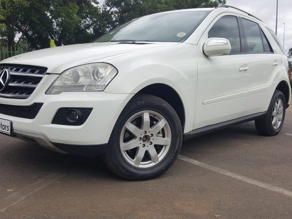2009 Mercedes-Benz M-Class Ml 320 Cdi At  North West Province Rustenburg_0