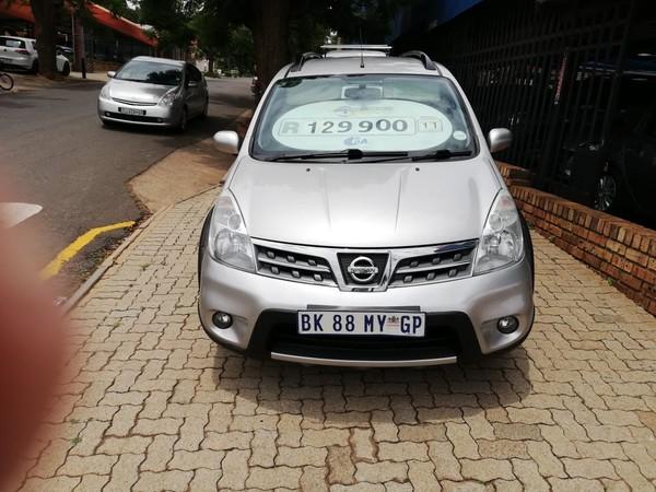 2011 Nissan Livina  Gauteng Krugersdorp_0