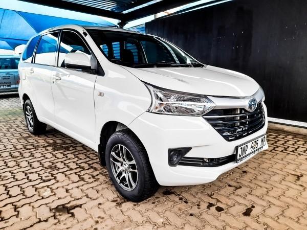2018 Toyota Avanza 1.5 SX Limpopo Louis Trichardt_0